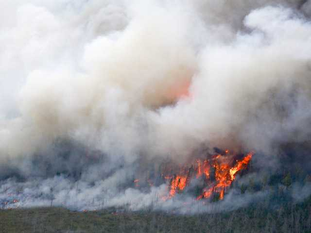 Forest Service gets more aggressive on small fires