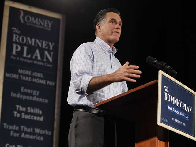Romney to announce running mate