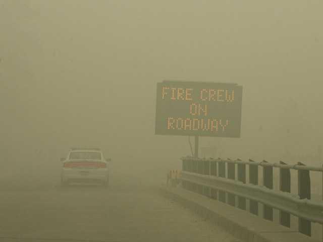 Idaho evacuations ordered; Wash. residents go home