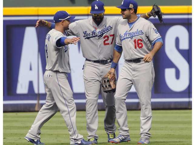 MLB: Billingsley wins again as Dodgers beat Braves