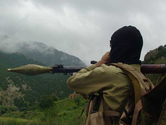 Militants from Afghanistan attack Pakistan