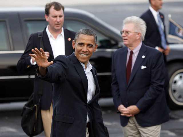 Obama's Labor Day: Politics, presence in the Gulf