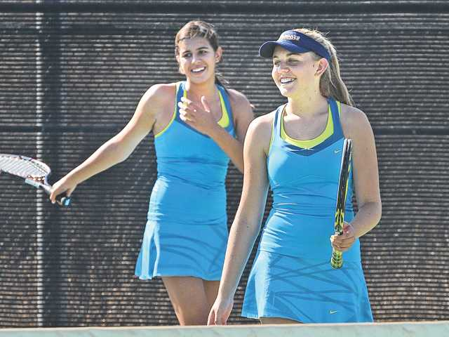 Prep tennis: Ready for reset