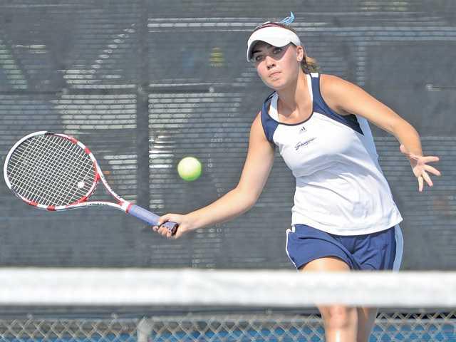 Prep tennis: Finding their form
