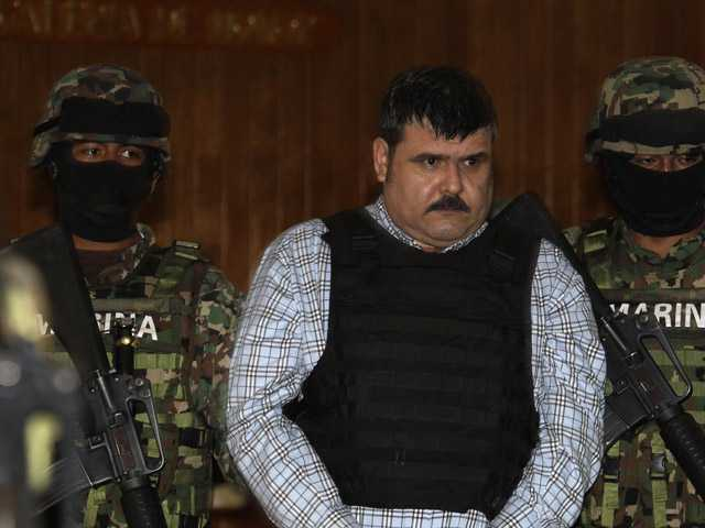 Mexico: Purported Gulf drug cartel leader caught