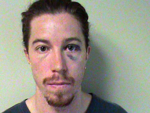 Shaun White charged with public intox, vandalism