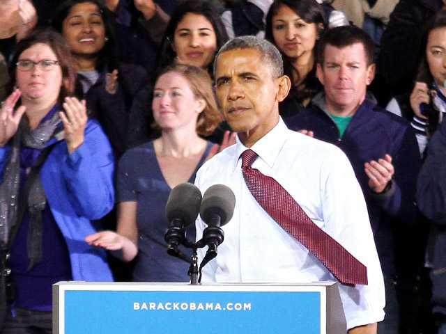 Obama: 'top-down' economics never works