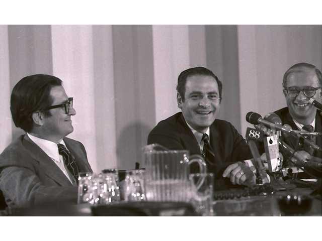 Ex-NY Times publisher Arthur Ochs Sulzberger dies