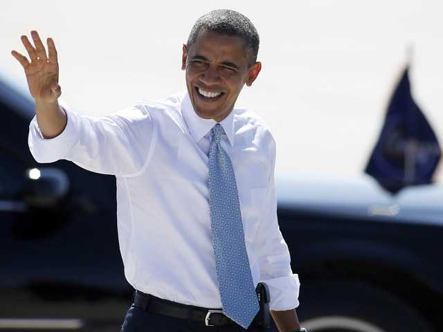 Obama trying to avoid miscue in first debate 