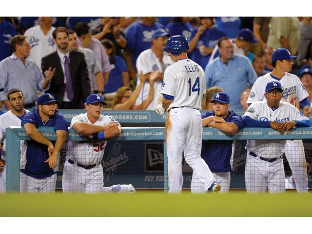 MLB: Dodgers eliminated from playoff contention 