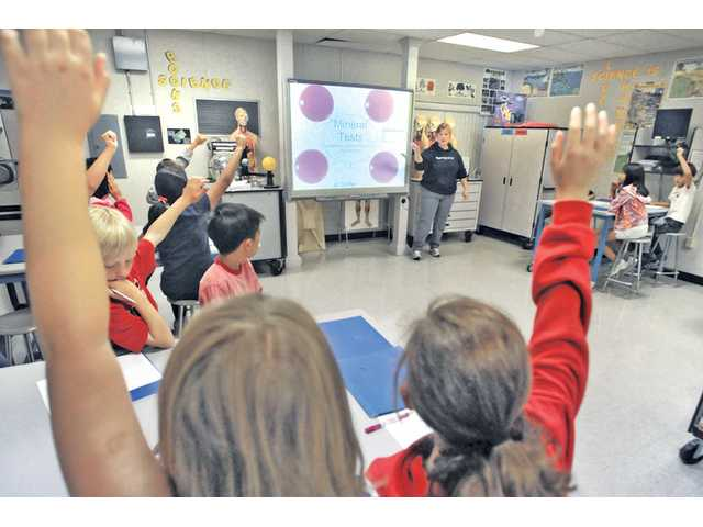 Stevenson Ranch at No. 1 spot for elementary test scores
