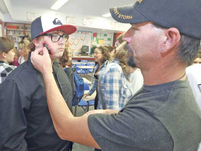 Students dabble in possible futures