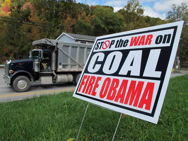 'War on coal' label obscures battlefield realities