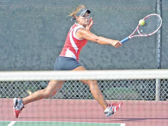 CIF tennis playoffs: True to form