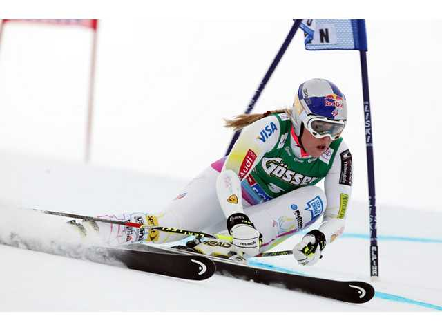 Skier Lindsey Vonn can't race against men in WCup