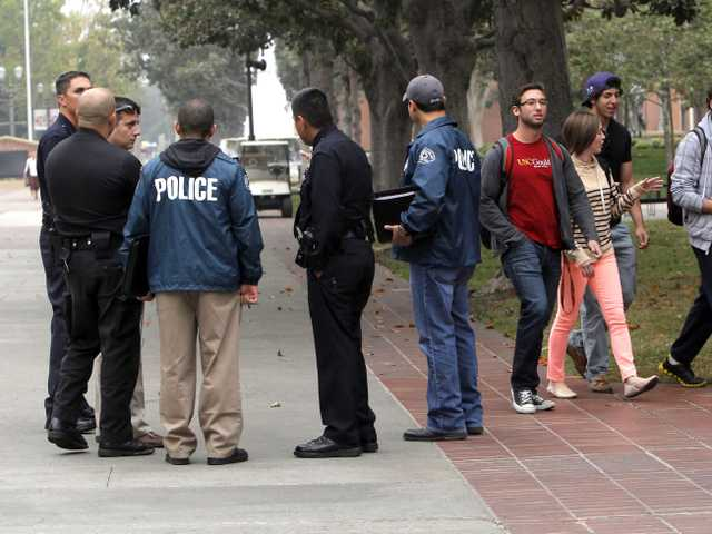 Reputed gang member charged in USC shootings