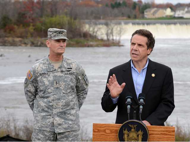 Cuomo allows affidavit ballots for Sandy victims