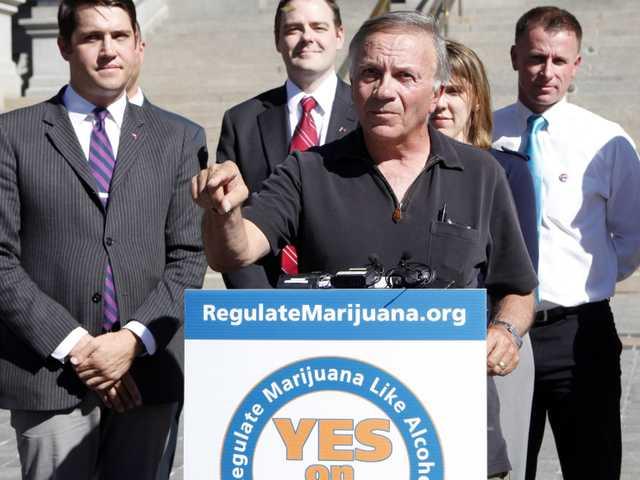Wash. voters legalize recreational pot use