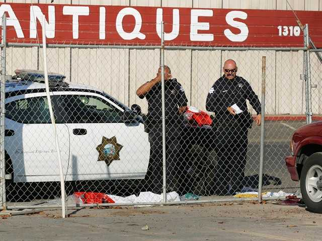 Evaluation: Calif. plant shooting suspect unstable