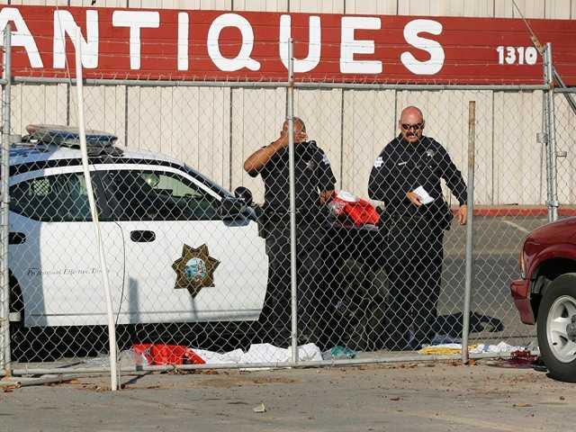 Evaluation: Calif. plant shooting suspect unstable