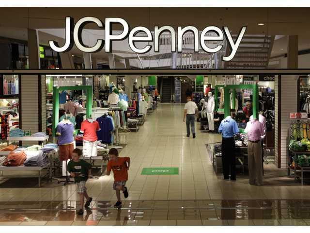 J.C. Penney reports hefty 3Q loss