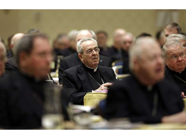 Catholic bishops stay course on gay marriage fight