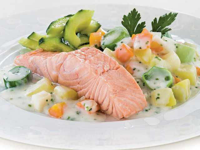 Deliciously Healthy Norwegian Salmon