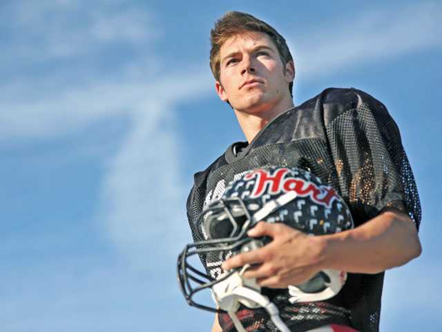 Hart's Connor Wingenroth: Deep in tradition