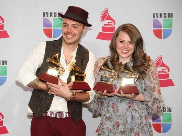 4 Latin Grammys to Jesse & Joy, Juanes wins too