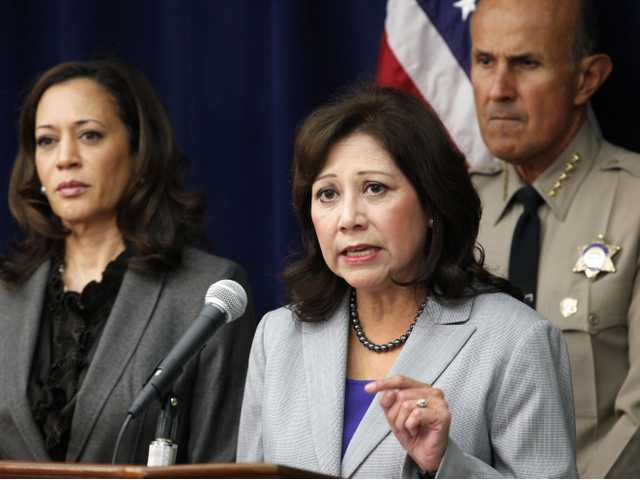 California says human trafficking is spreading