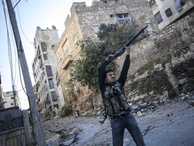 France explores idea of arming Syrian rebels