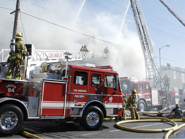 Report finds systemic flaws with LAFD data