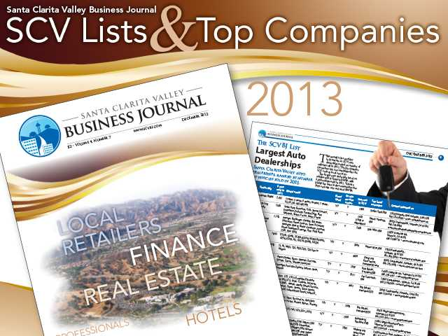 Business Journal to publish lists edition