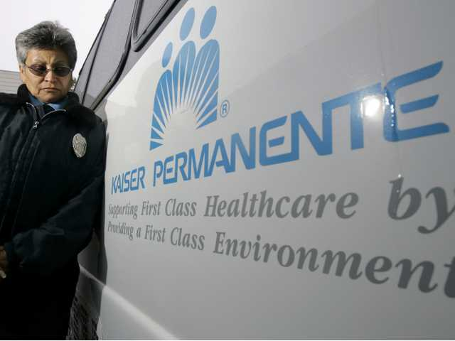 Kaiser Permanente lays off 530 Calif. workers 