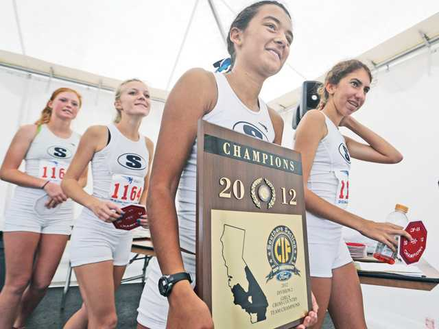 CIF cross country: Saugus' section