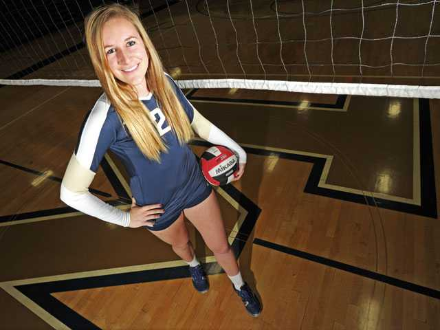 College volleyball: TMC's game changer