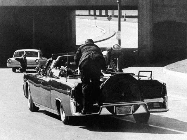 Dallas to mark 50 years since JFK's assassination