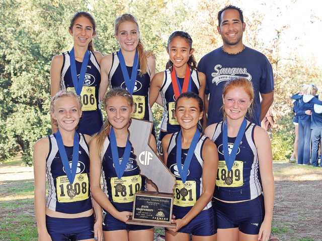CIF cross country: Saugus surpasses its expectations