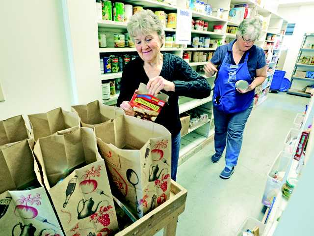SCV Food Pantry meets community's need year-round