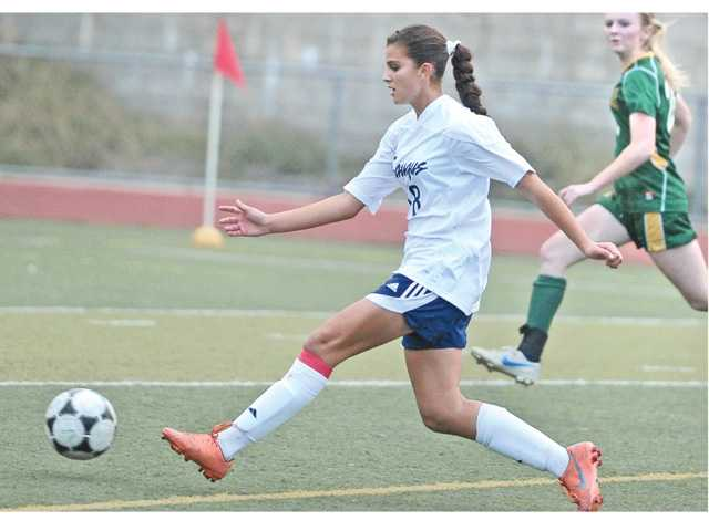 Prep soccer: Already looking easy