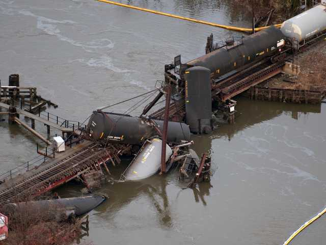 Signal problems preceded NJ train derailment