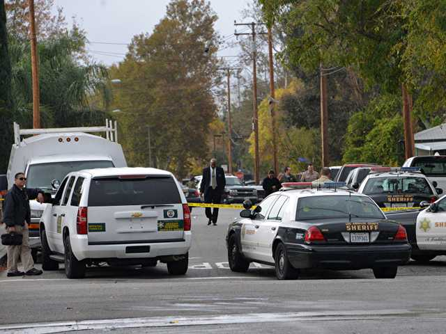 UPDATED: Man stabbed to death in Newhall