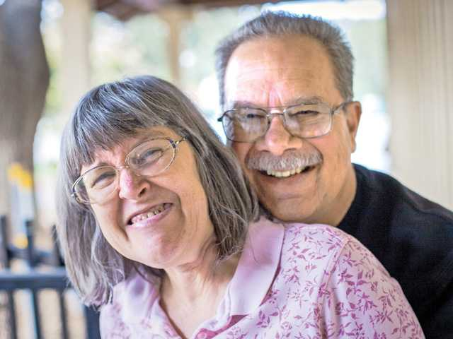Canyon Country couple finds hope