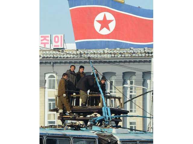 NKorea extends window, still readies rocket launch