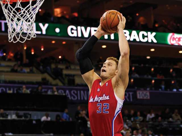 NBA: Clippers reach rare height