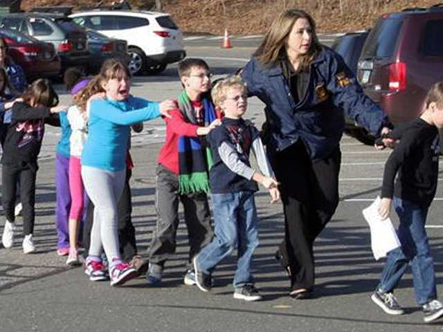 UPDATE: Gunman kills 26 at Conn. school, commits suicide
