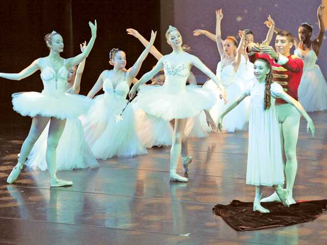 Ballet company on point in The Nutcracker