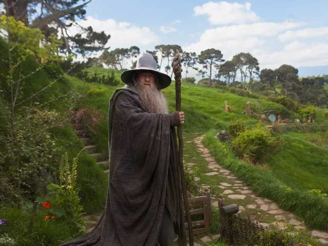 'Hobbit' bests 'Rings' with $84.8 million opening