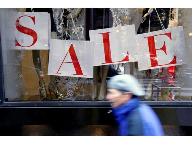 Discounts abound as stores try to salvage season