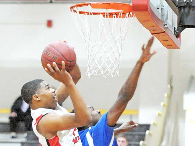 Prep basketball: Harts test of wills